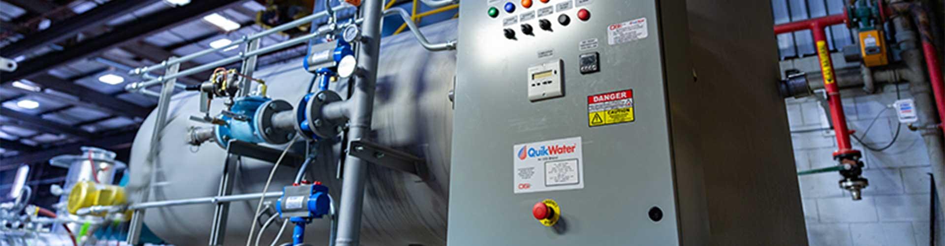 QuikWater Direct Contact Water Heater