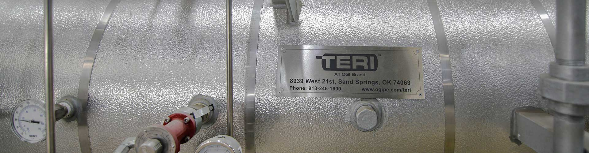 TERI Water Bath Heater