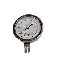 """Pressure Gauge 0-100 psig, 2-1/2"""""""