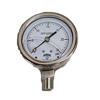 """Pressure Gauge 0-30 psig, 2-1/2"""""""